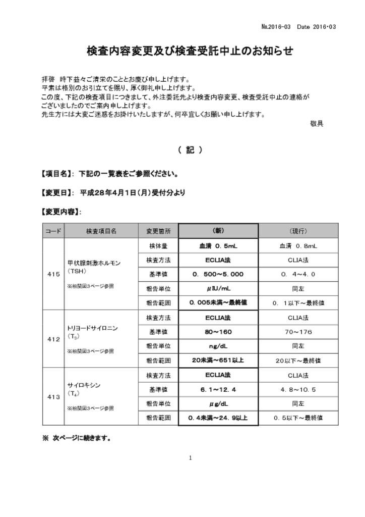 NO-03検査内容変更中止案内(リンテック) –のサムネイル
