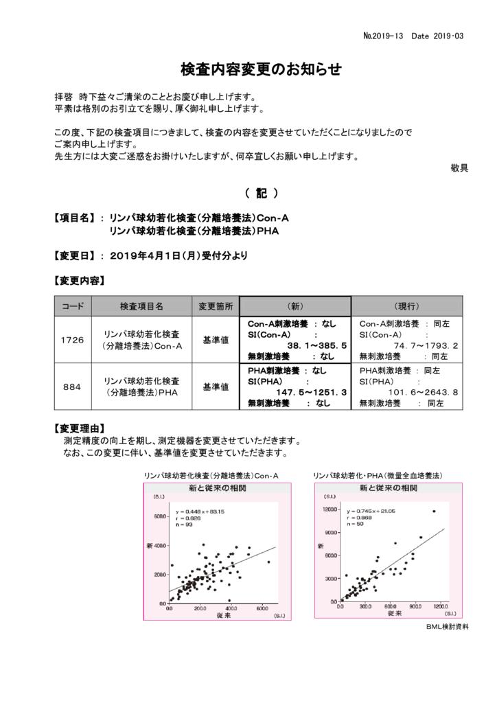 NO-13検査内容変更案内(リンパ球幼若化検査)のサムネイル