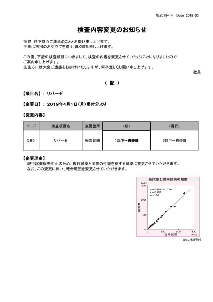 NO-14検査内容変更案内(リパーゼ)のサムネイル