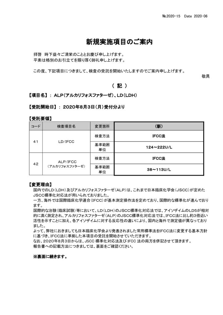 NO-15新規実施項目(ALP、LD)のサムネイル
